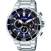 watch multifunction man Citizen Marine Sport CA4250-54L