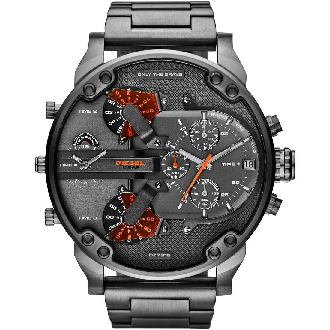 watch multifunction man Diesel Mr. Daddy 2.0 DZ7315