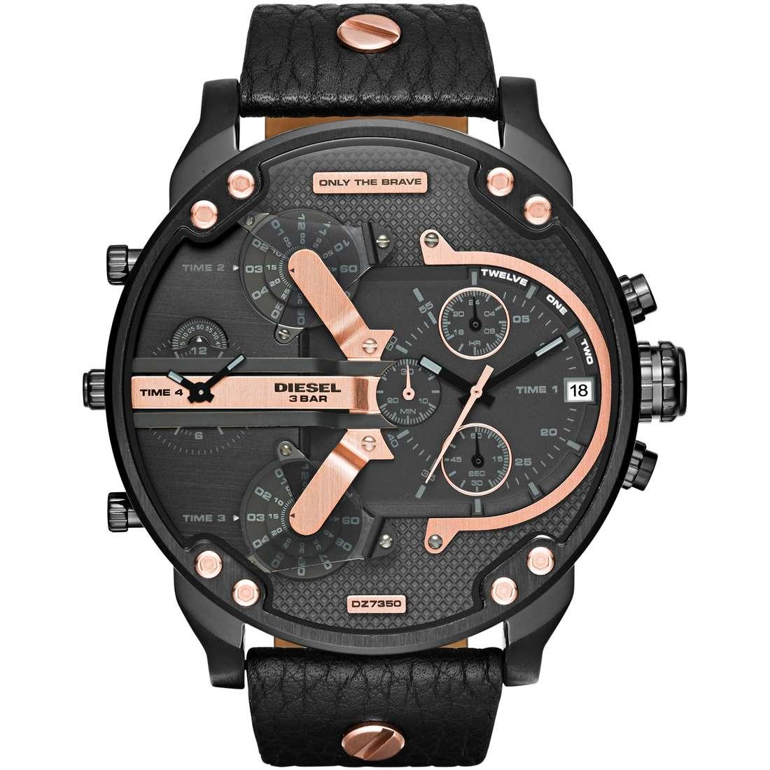 watch multifunction man Diesel Mr. Daddy 2.0 DZ7350