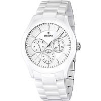 watch multifunction man Festina Ceramic F16639/1