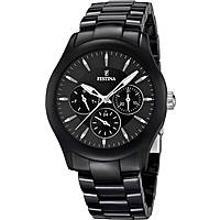 watch multifunction man Festina Ceramic F16639/2