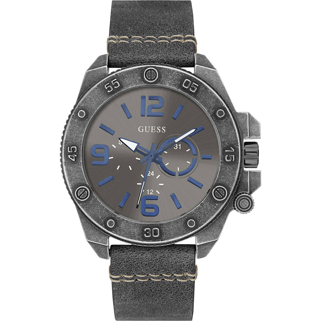 watch multifunction man Guess Viper W0659G3