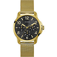 watch multifunction man Guess Voyage W1040G3