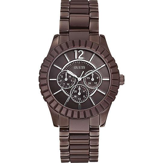 watch multifunction man Guess W0028L2