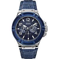 watch multifunction man Guess W0040G7
