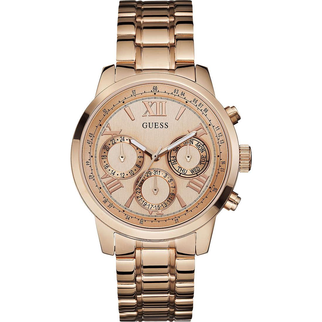 watch multifunction man Guess W0330L2