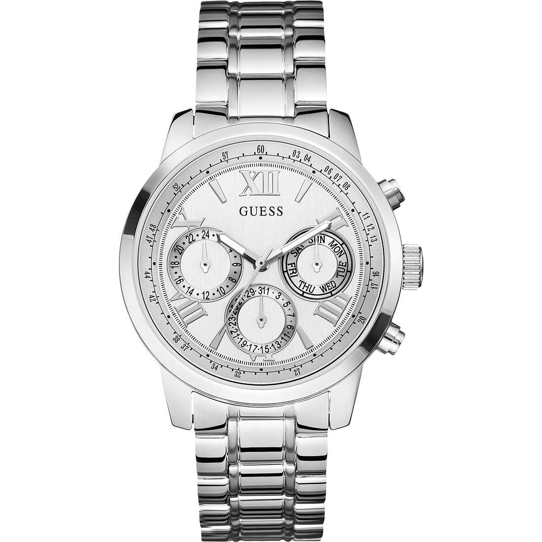 watch multifunction man Guess W0330L3