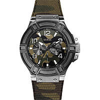 watch multifunction man Guess W0407G1