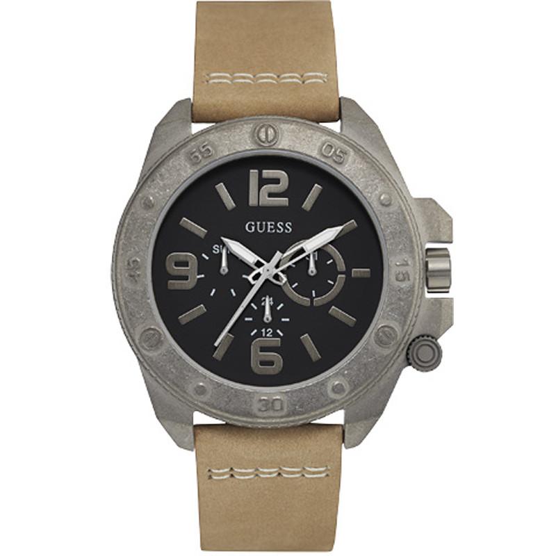 watch multifunction man Guess W0659G4