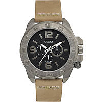 watch multifunction man Guess W0659G4