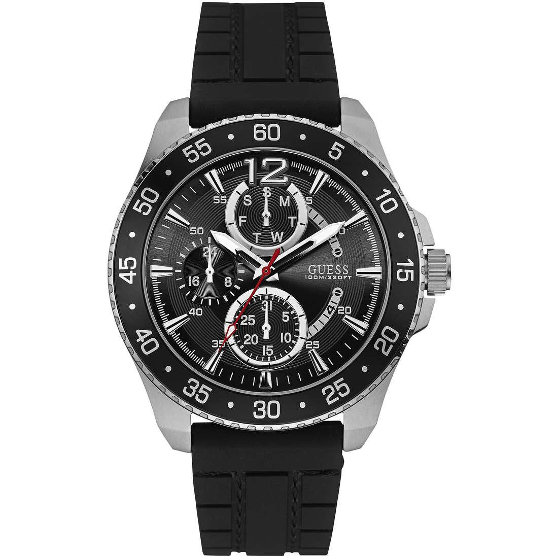 watch multifunction man Guess W0798G1
