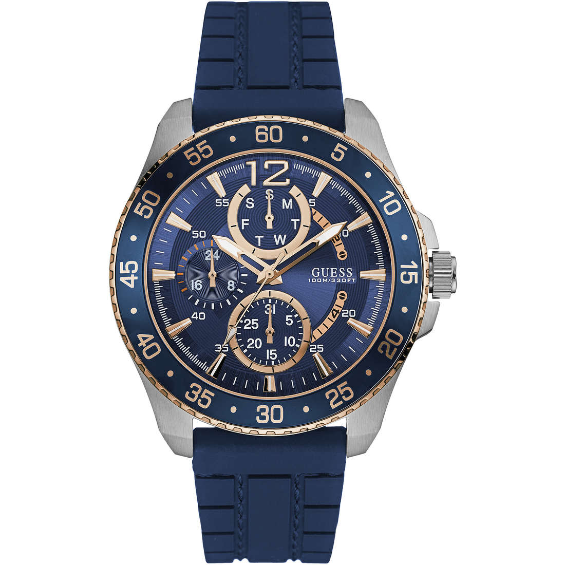 watch multifunction man Guess W0798G2