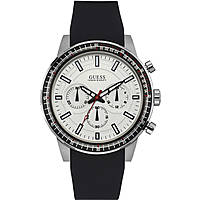 watch multifunction man Guess W0802G1