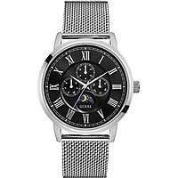 watch multifunction man Guess W0871G1
