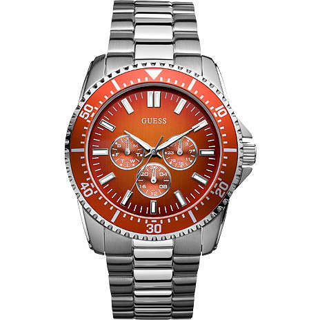 watch multifunction man Guess W10245G2