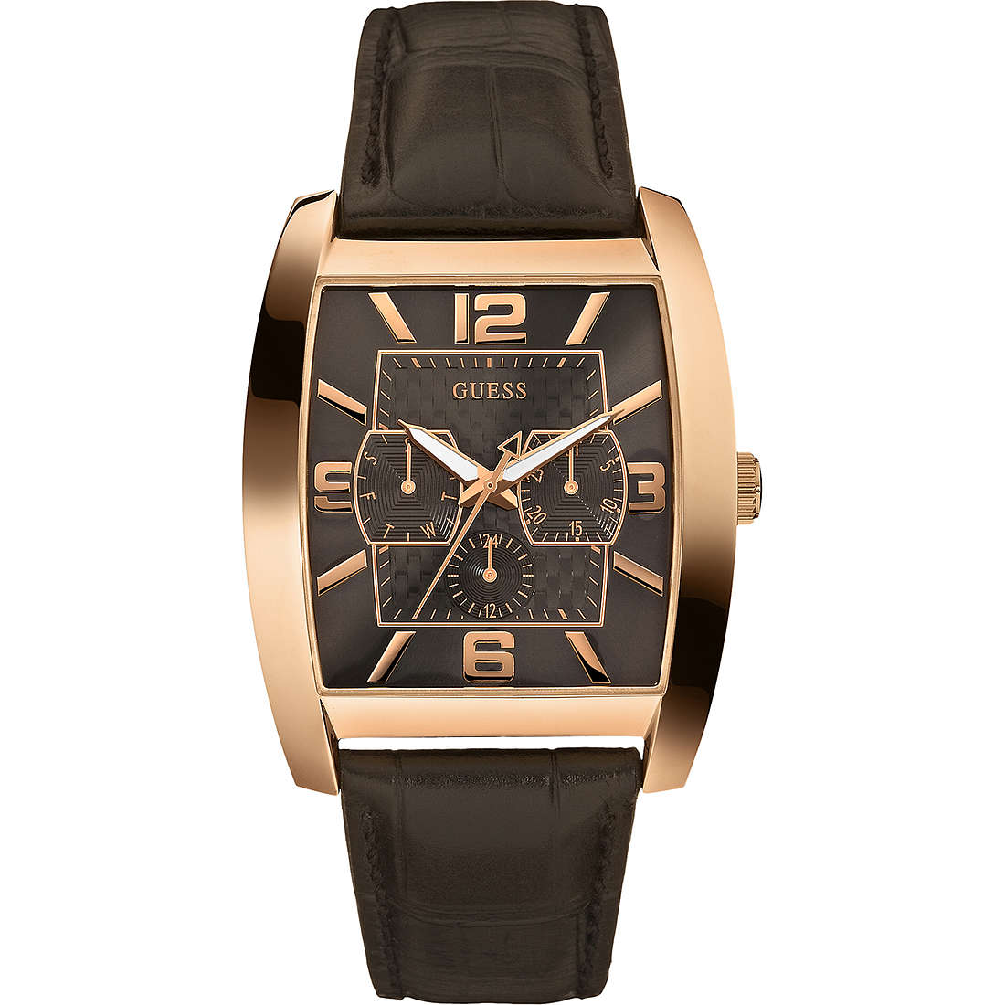watch multifunction man Guess W10600G1