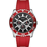 watch multifunction man Guess W10616G4