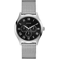watch multifunction man Guess W1129G1