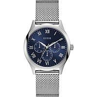 watch multifunction man Guess W1129G2