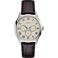 watch multifunction man Guess W1130G2