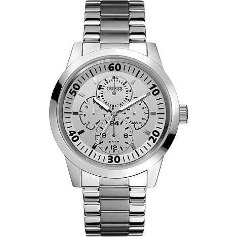watch multifunction man Guess W11562G4
