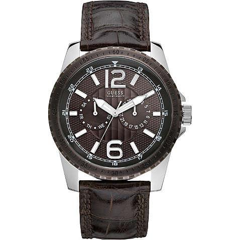 watch multifunction man Guess W11596G1