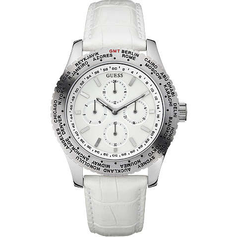 watch multifunction man Guess W12082G2