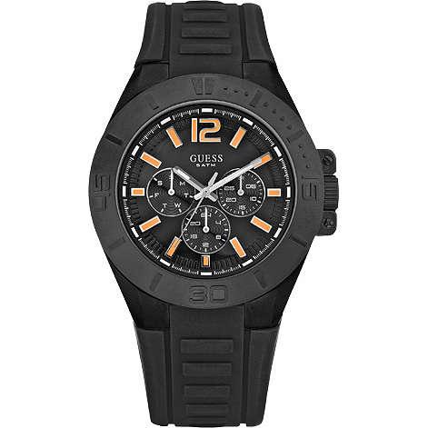 watch multifunction man Guess W14041G1