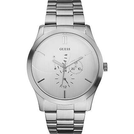 watch multifunction man Guess W14055G1