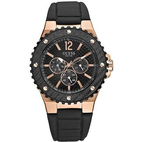 watch multifunction man Guess W15513G1