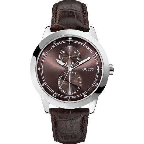 watch multifunction man Guess W75065G2