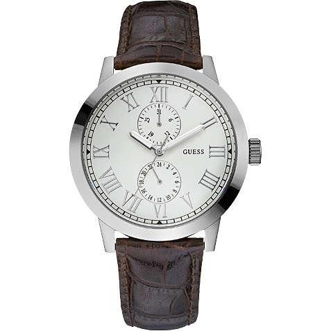 watch multifunction man Guess W85043G2