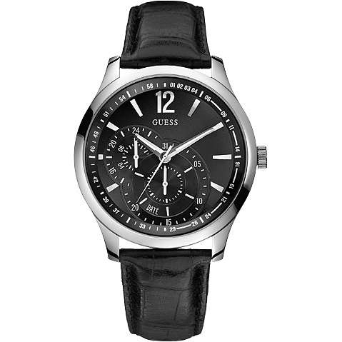 watch multifunction man Guess W85053G1