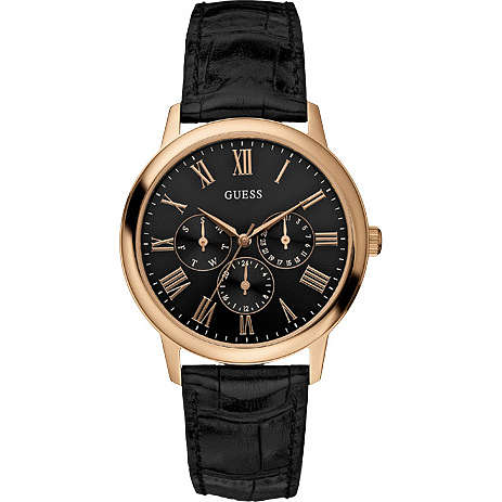 watch multifunction man Guess W85069G1