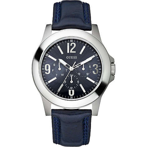 watch multifunction man Guess W95110G2