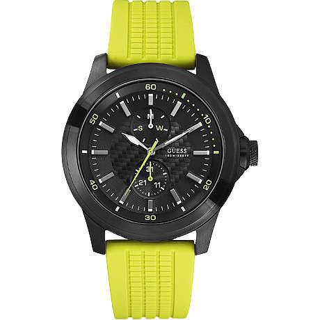 watch multifunction man Guess W95121G2