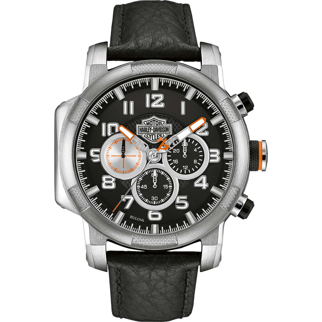 watch multifunction man Harley Davidson 76B172
