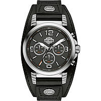 watch multifunction man Harley Davidson 76B173