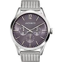 watch multifunction man Jack&co Stefano JW0161M1