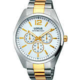 watch multifunction man Lorus Classic RP621CX9