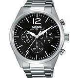 watch multifunction man Lorus Sports RX401AX9