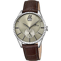 watch multifunction man Lotus Retro 18322/2