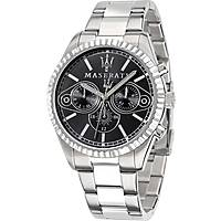 watch multifunction man Maserati Competizione R8853100010