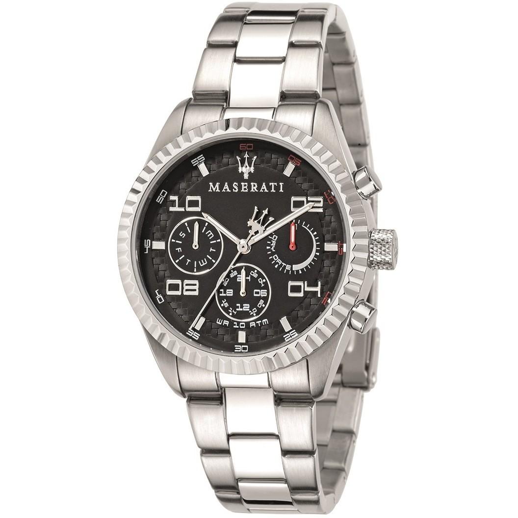 watch multifunction man Maserati Competizione R8853100012