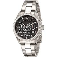 watch multifunction man Maserati Competizione R8853100012