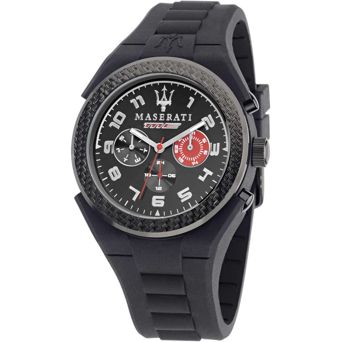 watch multifunction man Maserati Pneumatic R8851115006