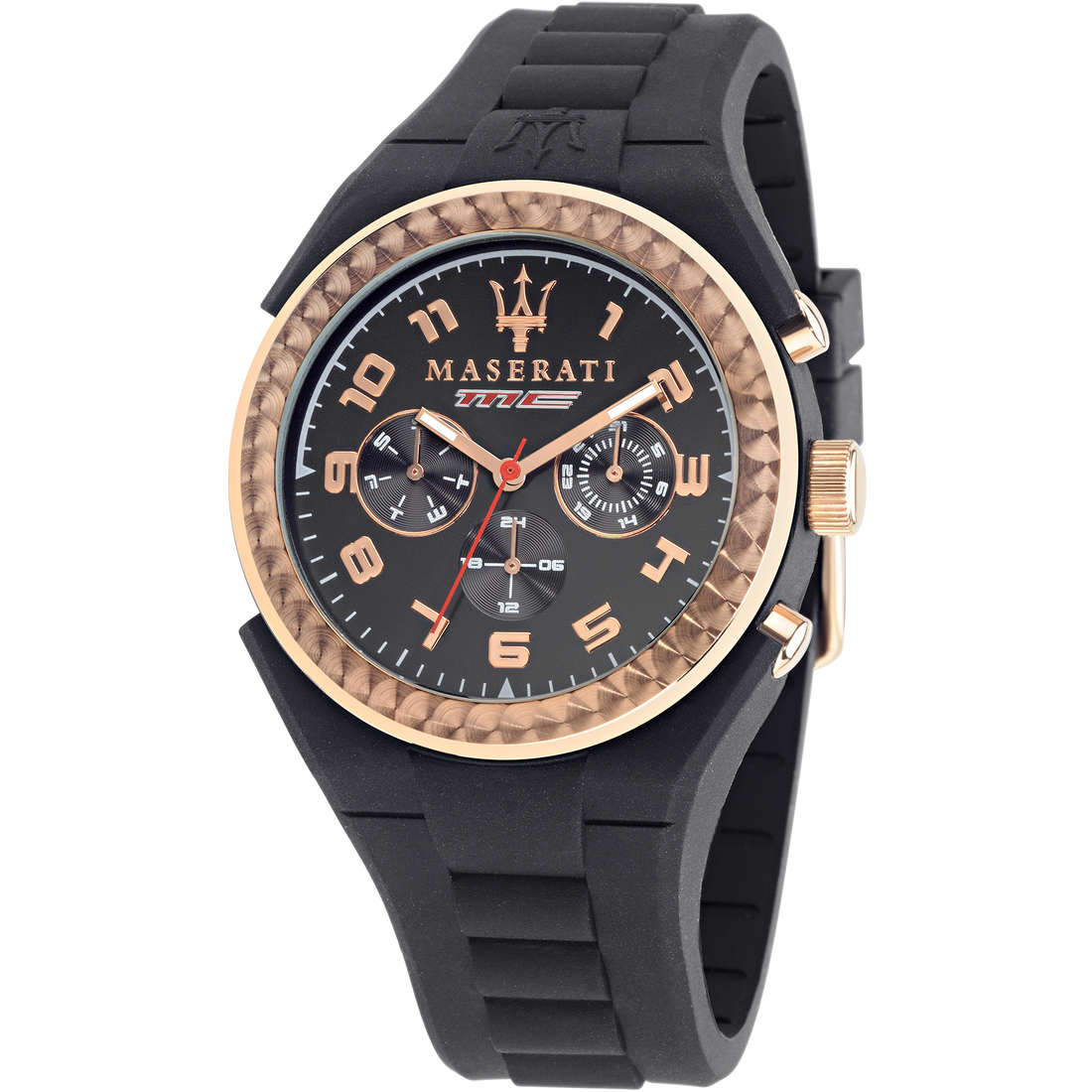 watch multifunction man Maserati Pneumatic R8851115008