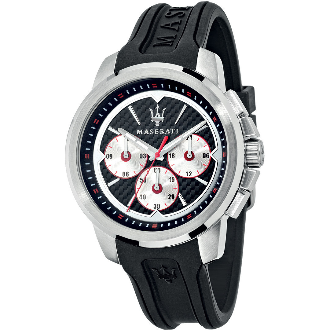 watch multifunction man Maserati Sfida R8851123001