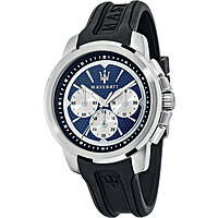 watch multifunction man Maserati Sfida R8851123002