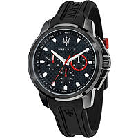 watch multifunction man Maserati Sfida R8851123007